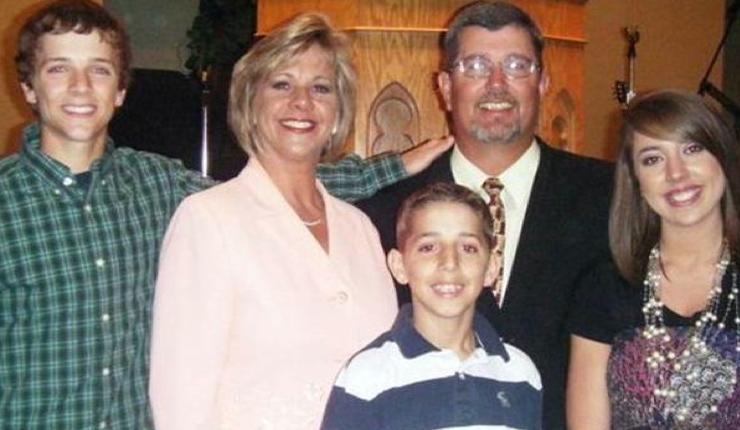 pastor-family